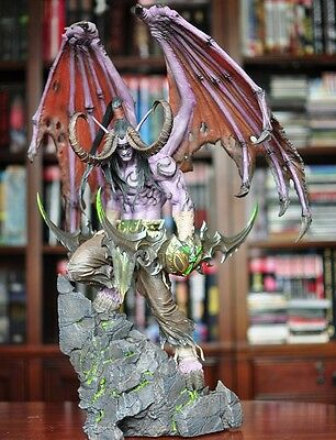 Blizzcon Wow Exclusive Illidan Statue World of Warcraft Blizzard