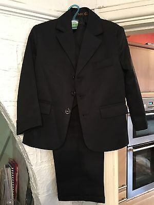 Boys 3 Piece Suit