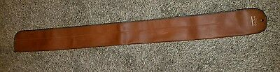 Vintage Berkley Parametric Curt Gowdy Fly Fishing Rod Case Never Used Fits 8'ft