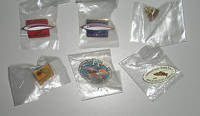 6 Fly Fishing Related Pins