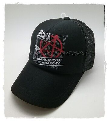 Insania Trans-Mystic Anarchy Baseball Cap Hat Rock Band Music Free Shipping New