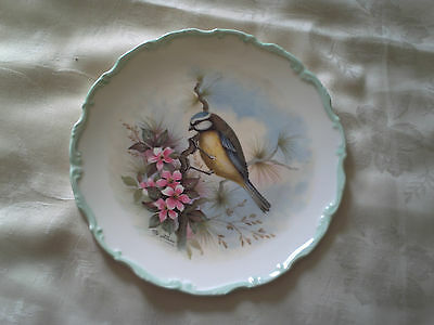 royal albert woodland birds collection plate