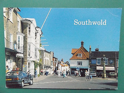 Vintage Southwold Suffolk Old Used Postcard Collectors