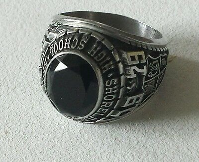 Mens 1979 Shoreland Luthern H.s. Class Ring