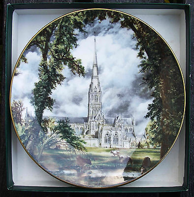 Crown Staffordshire, John Constable Collection, Salisbury Cathedral