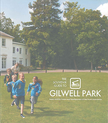 British Uk Scout Wood Badge Training Centre - The Souvenir Guide To Gilwell Park