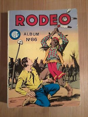 RODEO - album n° 86 (regroupe 395 396 397) - TBEG