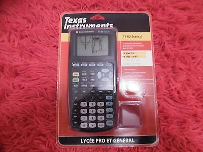 Calculatrice Texas Instruments TI-82 Stats.fr