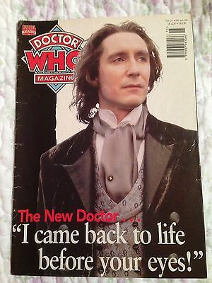 Doctor Who Magazine Issue 237