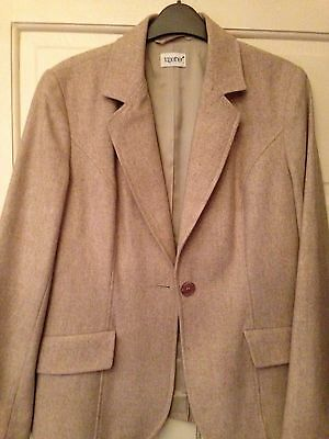 Together Ladies Suit Jacket Size 14, Trousers Size 12