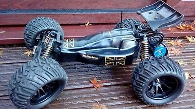 Helion Criterion, 1:10 Scale 2WD Electric Buggy JPS