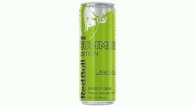 6 New Red Bull Summer Edition Kiwi Twist 12 Oz Unopened Cans
