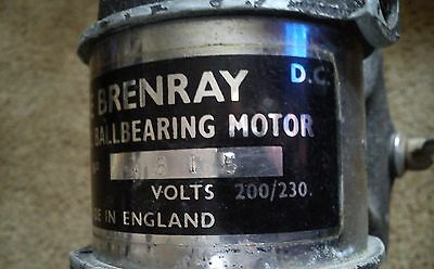 Vintage Brenray Watch And Instrument Cleaning Machine A/f
