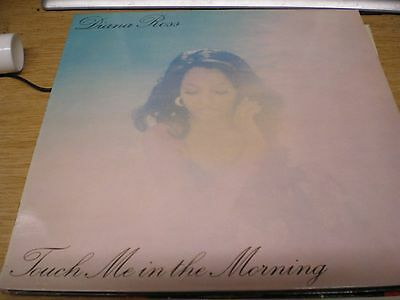 """Diana Ross Vinyl LP """" Touch Me in the Morning """""""