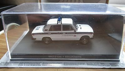 James Bond Cars Collection. Vaz-2106. New & Sealed