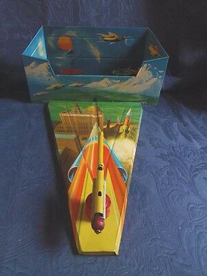 Top Blechspielzeug Space Shooting Range game from the Automatic Toy Co USA  #9#