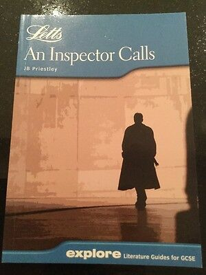 Letts Notes An inspector Calls