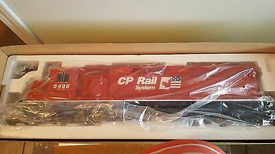 Aristo Craft G scale CART-22415 Canadian Pacific 3 rd road # 5498 NIB