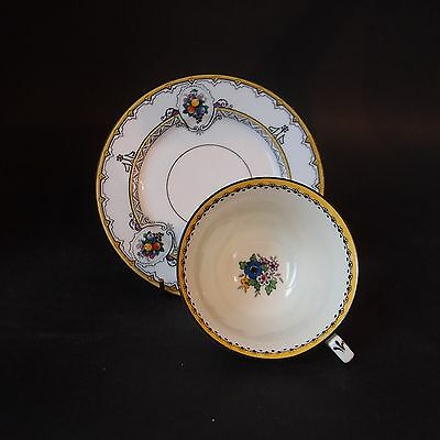 Vintage Adderley Best Bone China Cup & Side Tea Plate - mix-matched & no saucer