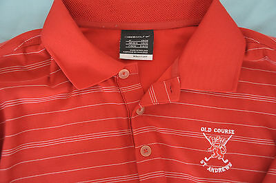 Polo T shirt Golf Nike Old Course St. Andrews - M