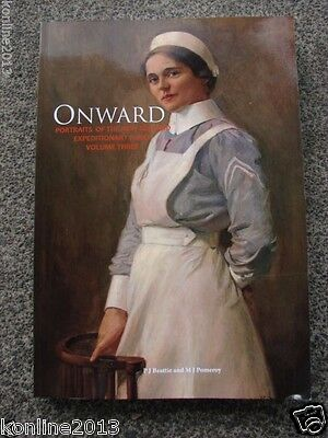 Onward Portraits of the New Zealand Expeditionary Force Vol. 3