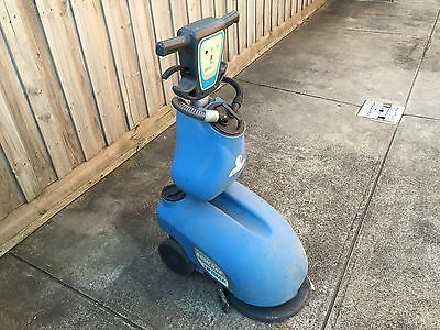 Fimap Genie B Walk Behind Scrubbing Machine. Battery Operated, Great Condition