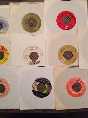 job lot records 60's USA Releases