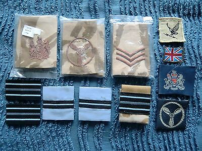 Job Lot Collection Of Raf Badges