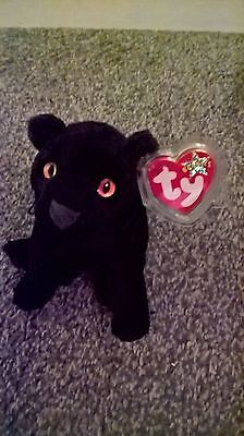 TY Beanie Babies Midnight the Panther