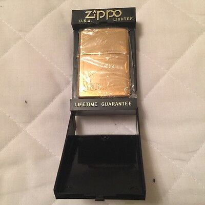 Zippo Malboro Lighter New Never Used