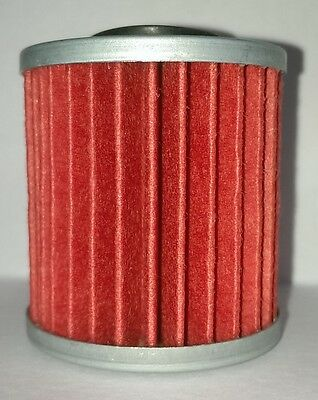 Suzuki FL125 Address (2007 to 2010) HifloFiltro OE Quality Oil Filter (HF207)
