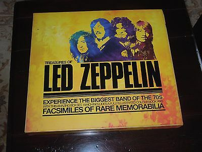 Treasures of Led Zeppelin (Hardcover) by Chris Welch October 5, 2010