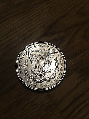 1921 US American Silver Dollar coin