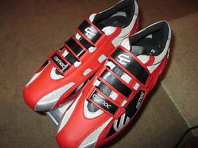 Carnac  Mens Road Cycle Shoes   Size 42