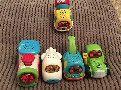 VTech Toot Toot Vehicles, Tractor, Train And Others.