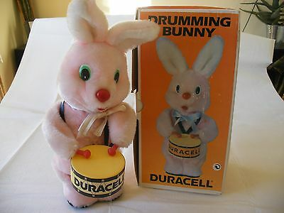 Duracell Drumming Bunny In Box But Not Working