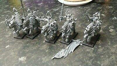 Warhammer Age of Sigmar 5x Chaos knights