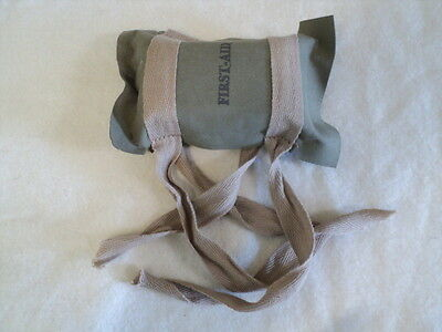 """US Army/USAAF WWII """"Packet, First-Aid, Parachute"""" for Aircrew and Airborne"""