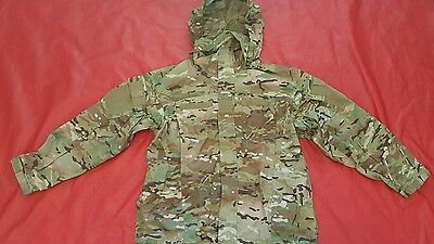 New U.s. Army Gen 3 Ecwcs Multicam Fr Jacket Soft Shell Cold Weather Large Reg