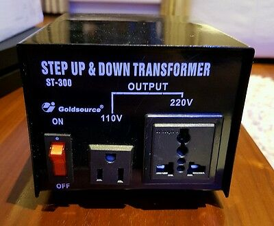 Transformer Step up & down - UK to US -