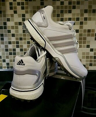 Mens Adidas Adipower Boost Golf Shoes Size 11 Rrp £105