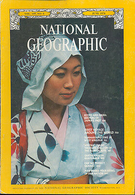 National Geographic June 1976