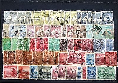 Selection of early issues inc Roos to 2 shillings all used(2 photos)
