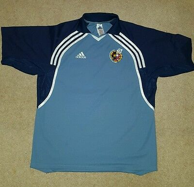 Classic Spain Training Shirt Number 10 Size Large