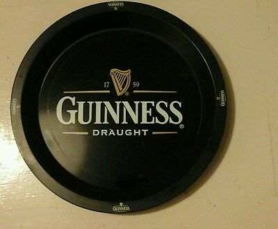 guinness plastic tray