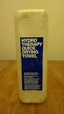 Hydro Therapy Quick Drying Towel