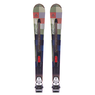 Fischer Hybrid 7,5 Ti Carvingski Rocker All Mountain Ski + Bindung NEU 168cm 405
