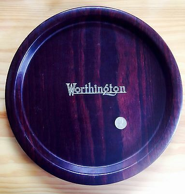 Worthington Drinks Tray Wooden