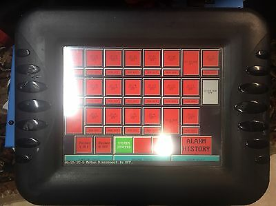 """USED Automation Direct EZ-T10C-F EZTouch 10.4"""" Touch Screen Interface Panel"""