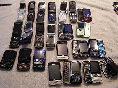22 Scrap Cell Phones Might Work Might Not